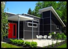 5 Inspirasi Desain Rumah Modern Berwarna Abu-abu