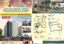 Apartemen Kota Ayodhya, Kondominium Alam Sutera di Tangerang