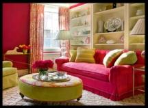 5 Warna Mencolok untuk Dekorasi Interior Rumah