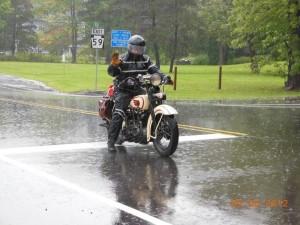 7 Tips Apik Perawatan Sepeda Motor di Musim Hujan