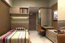 cara-menata-apartemen-studio