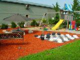 Small Backyard Playground