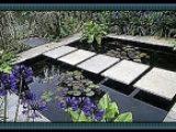 desain kolam taman rumah