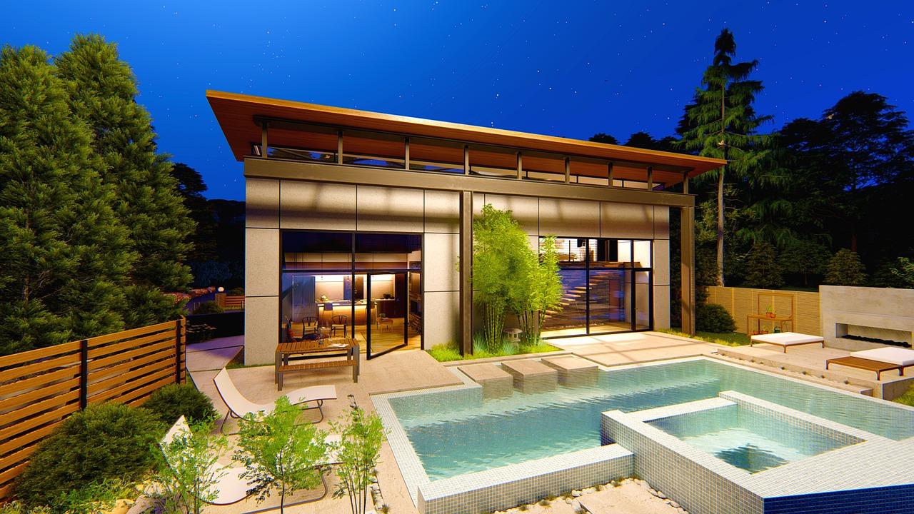 8 Ide Desain Rumah Mewah Ala Korea Serasa Berada Di Dalam Drakor Deh Arafuru Rumah mewah di korea