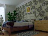 cara-memasang-wallpaper