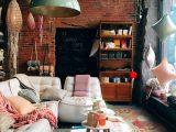 desain-interior-rumah-rustic