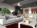 interior-warna-hitam-putih